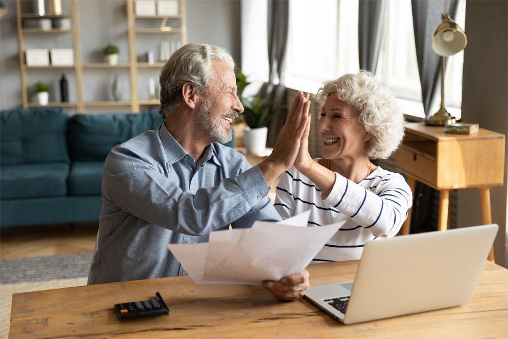 Immobilienkauf auf Rentenbasis